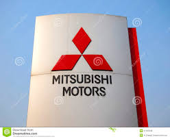 mitsubishi motors logo mitsubishi logo editorial stock photo image 21445538