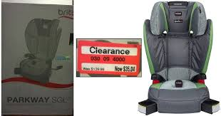 target black friday booster seat go go go britax parkway sgl car seat only 35 reg 140