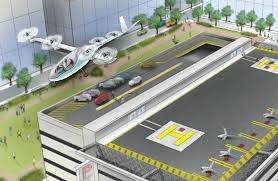 futuristic flying cars uber u0027s lofty ambition flying cars wsj
