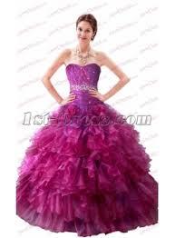 fuchsia quinceanera dresses beautiful strapless fuchsia quinceanera dresses 2017 1st dress