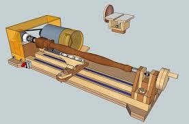 Diy Bench Sander Bench Lathe 3 In 1 Lathe Sander Grinder Sharpener 11 Steps