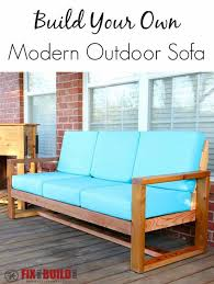 Building Outdoor Wood Furniture by 25 Best Diy Outdoor Furniture Ideas On Pinterest Outdoor