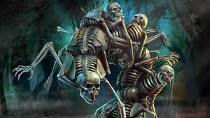 halloween bones background halloween skeleton wallpaper halloween skeleton photos pack v