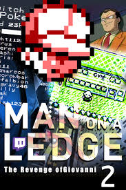 Man On A Ledge 2 Twitch Plays Pokemon Know Your Meme - man on a ledge 2 twitch plays pokemon know your meme