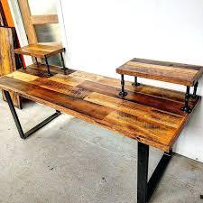 Office Table L Rustic Corner Desk Office Desks For Home L Shape Office Table L