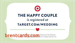 how to make wedding registry target wedding registry gift card free card design ideas