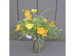 Flowers With Vases Artificial Flowers In Vase Permabloom