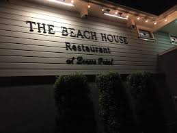 dropping in for dinner at the beach house