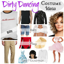 Mens 80s Halloween Costumes Dirty Dancing Costume Ideas