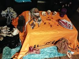 nightmare before christmas party