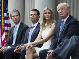The Trump Family by This Week In Donald Trump U0027s Conflicts Of Interest What Was The