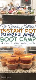 ier cuisine en r ine the clean er health ier instant pot freezer meal boot c