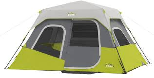 Tent Cabin by Core 6 Person Instant Cabin Tent Review U2013 Is It Really Instant