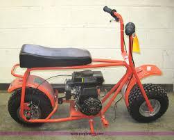 baja doodle bug mini bike 97cc 4 stroke engine manual item 3243 sold january 24 manhattan auction purple w