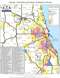 Zip Code Map Chicago by Tutor Mentor Institute Llc September 2010