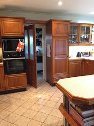 1990s Kitchen by A Little Time Out To Settle In And Some Kitchen Thoughts
