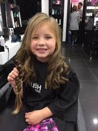 donate hair attain news attain magazine five year old set to donate hair