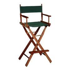 amazon com directors chair tall frame bar stool frame 30