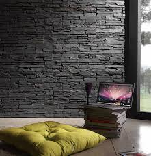 faux slate wall google search basement ideas pinterest