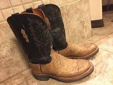 lucchese s boots size 9 lucchese leather wide e w boots for ebay