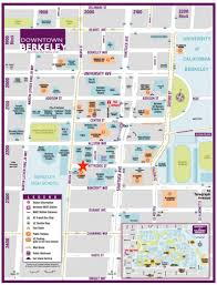 Map Berkeley 2020 Kittredge Suite B Berkeley Gordon Commercial Real Estate