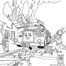 thomas train flynn se838 coloring pages printable