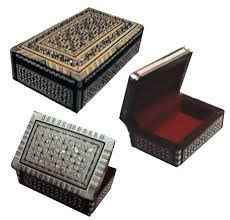 pearl necklace boxes images Egyptian mother of pearl boxes unique jewelry box from egypt gift jpg