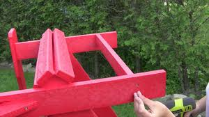 Plastic Andronik Chairs Crp Adirondack Chair Assembly Youtube