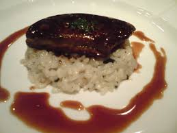 landes cuisine cuisine sauteed landes duck foie gras with madeira sauce on