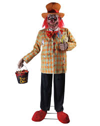 2 props for sale or trade gerdie witch and uncle charlie clown
