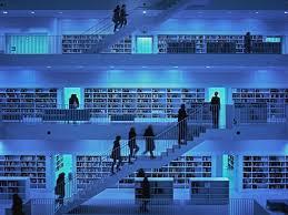 stuttgart city library stuttgart city library germany