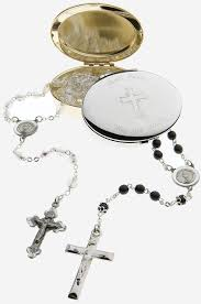 rosary cases rosaries