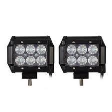 led backup light bar polaris ranger led backup light floodlight brackets only ranger rear