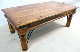 rustic x coffee table for sale rustic coffee tables for sale superfoodbox me