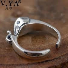 antique elephant ring holder images Best silver elephant ring products on wanelo jpg