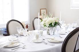 elegant white tablescape styling u0026 etiquette tips u2014 veronica