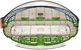 stadium floor plan monolithic dome arenas and ice rinks gorgeous and affordable