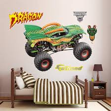 monster jam dragon u0027s breath fathead