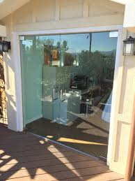 Exterior Doors San Diego Half Inch Glass Exterior Doors Patriot Glass And Mirror San