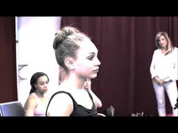 maddie s maddie s first impression hall of fame maddie ziegler youtube
