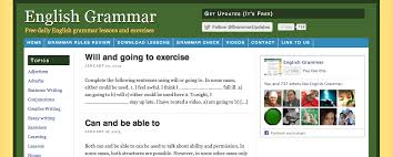 10 websites to learn and practice english grammar
