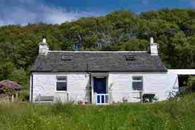 Barn Cottage Mull Holiday Cottage Mull Self Catering Accommodation Isle Of Mull Scotland
