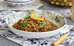 feve cuisine ragout de feves vertes en sauce tomate cuisine algerienne