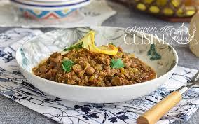 cuisiner feves ragout de feves vertes en sauce tomate cuisine algerienne