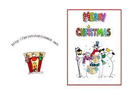 free printable christmas cards u2013 happy holidays
