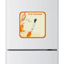 memo cuisine 2pcs cuisine print custom erase magnetic