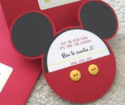25 unique mickey mouse invitation ideas on pinterest mickey