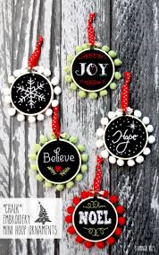 Homemade Picture Frame Christmas Ornaments Best 20 Handmade Ornaments Ideas On Pinterest Rustic Homemade