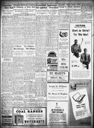 wilkes barre record from wilkes barre pennsylvania on may 3 1945