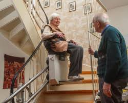 curved stair lifts vs straight stair lifts what u0027s the difference